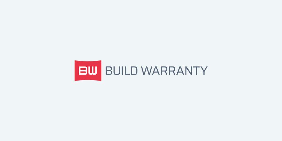 BW monogram corporate logo design for light background