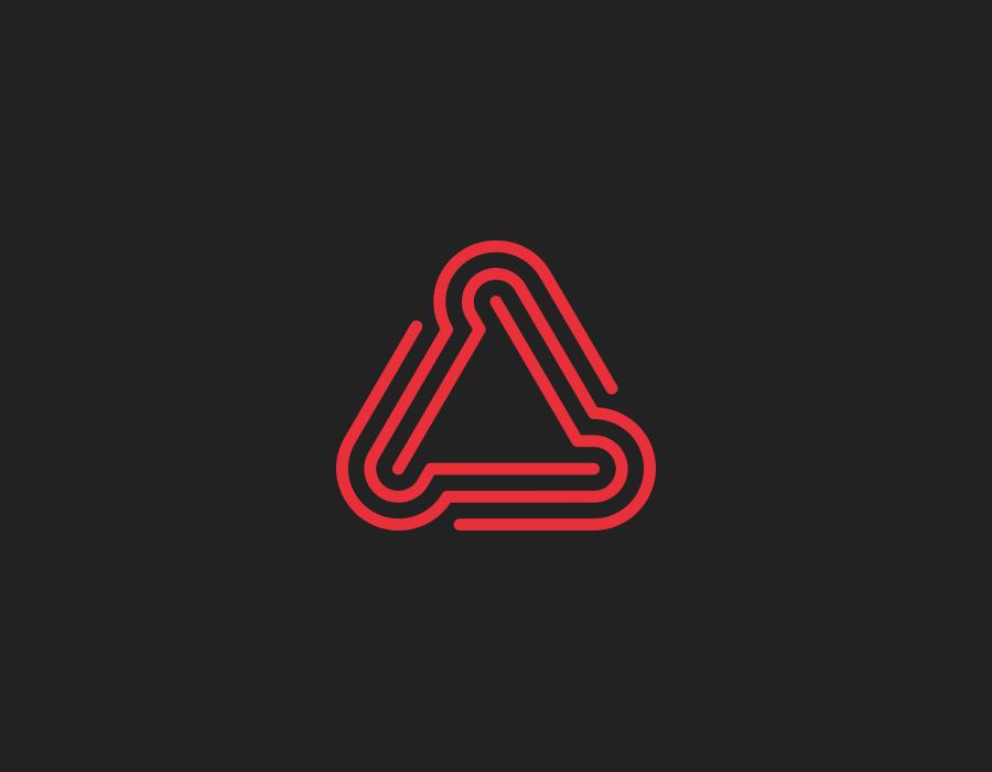 CloudNC industrial logo on dark background