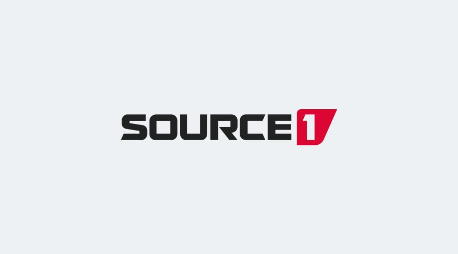 Source1 logo design for light background