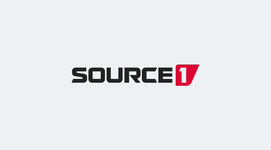 Source1 logo design for light background
